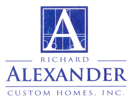 Richard Alexander Custom Homes Logo