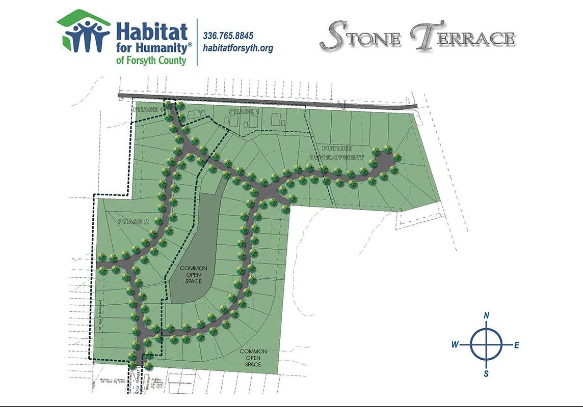 G - DEV - Stone Terrace - Habitat for Humanity