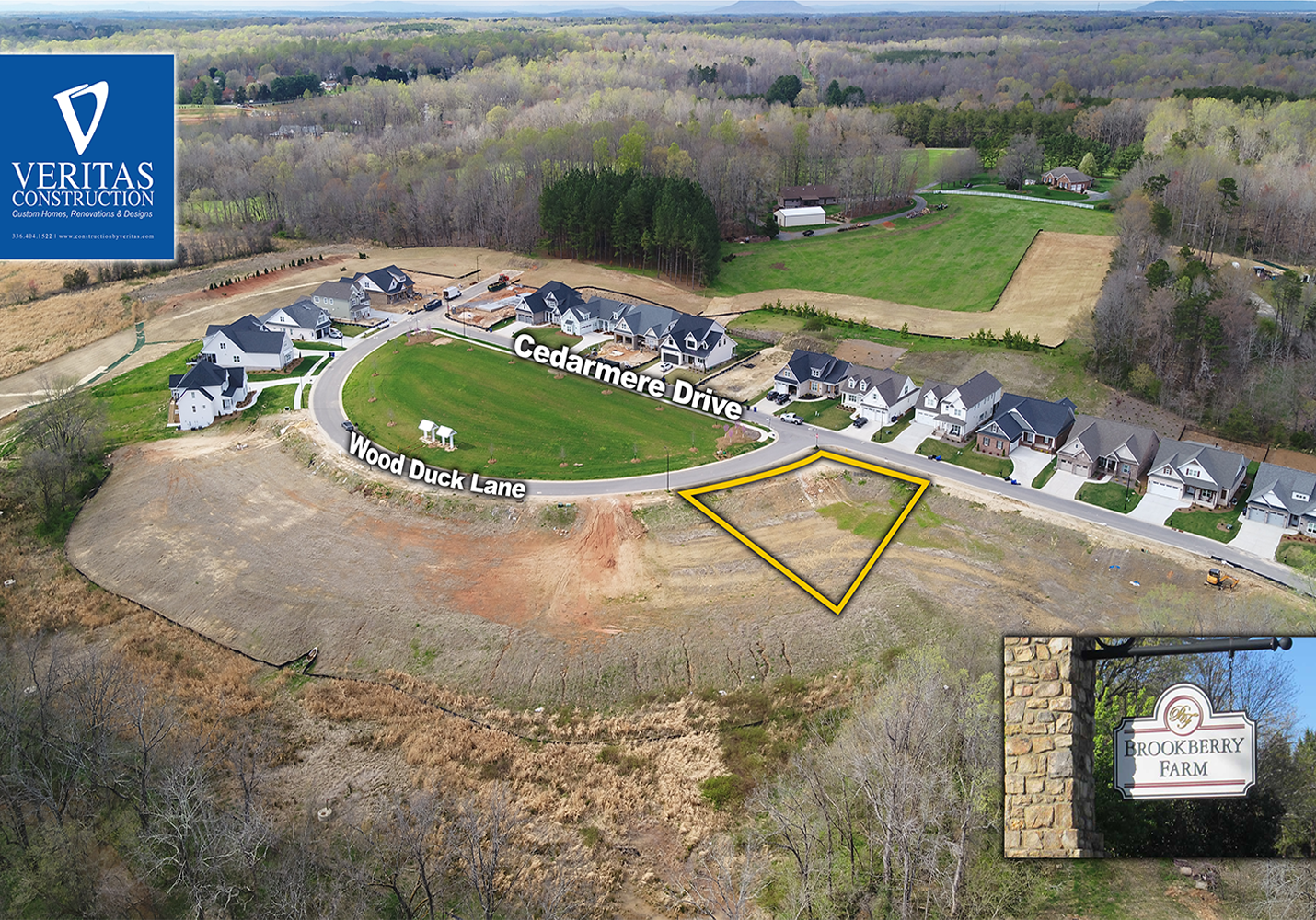 LOT - Brookberry Farm 559 (Veritas Construction)